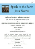 Jean Stevens - book launch