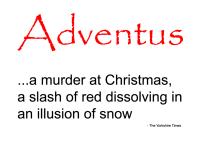 Reviews of <em>Adventus</em>