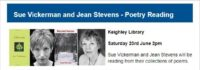 Keighley Library poetry event