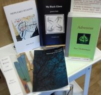 Corner Art and Books poetry reading